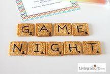 Games / by Amanda Baumgartner