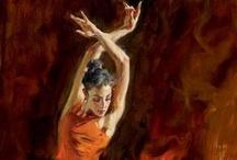 Dance - Paintings - 1 (CLOSED)