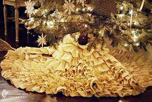Christmas decoration ideas / by Emily Jill
