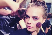 Makeup // Spring/Summer 2013 / Make up and hairstyles from #NYFW #MFW #LFW #PFW RTW Spring/Summer 2013