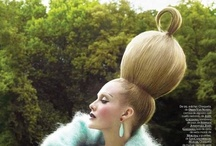 I love hair / by Linda Larsen