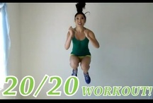 HIIT/High Intensity Interneval Training / Intense workouts