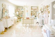 Sewing Room Inspirations
