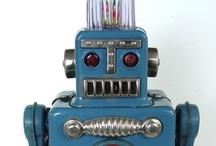 ROBOTS / by RETRO GRAFFITISM