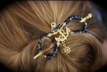 Lovely Lilla Rose / Beautiful and functional hair accessories! I love my flexis.