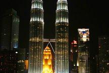 Kuala Lumpur / I love KL! / by Jessica Lynne
