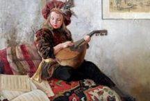 MUSIC - Painting & Photos / by Irit Volgel
