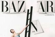 Fashion Mag Covers