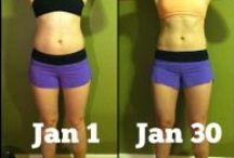 30 day workouts / by Amanda Baumgartner