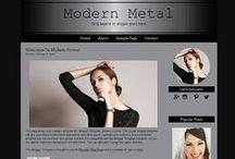 Modern Blog Designs