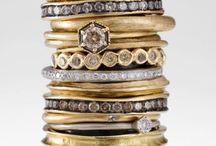 Jewelry Rings / by Linda Larsen