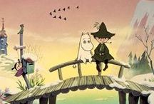 Moomin / Illustrations by Tove Jansson
