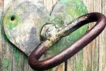 Door's Lock-Door's knocker