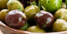 Olives in any imaginable form | Italian kitchen secrets / your guide to olive