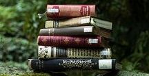 """For the Love of Books / """"A room without books is like a body without a soul."""" - Cicero"""