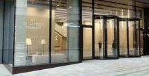 Revolving Doors / EA Group UK Limited are renowned as the automatic revolving door company that delivers exceptional results from a creative concept. We offer creative input and technology to architects and project planners.