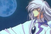 Yue (the moon  )
