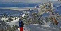 Squaw Valley / Ski North America - Discover Squaw Valley
