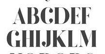 Typo / Toutes les jolies typo que je trouve et qui me donnent des idées de titres pour mon Bullet journal. #typo #bulletjournal #bujo