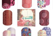 Jamberry Spring 17 Catalogue / All new nail wraps for your viewing pleasure, boards are designed by myself but please feel free to use as needed
