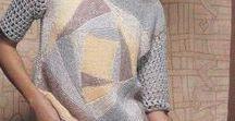 Friform, Enterlak, patchwork & Swing knitting / Энтерлак, пэчвок, поворотное вязание спицами, фриформ спицами и крючком