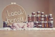 baby photo insp / by Kimberly Bonnett