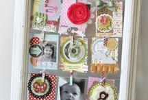 Papercraft Ideas / by Tina Covington