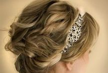 Wedding and Special Occasion Hairstyle Inspiration / by Bukes Salon and Spa