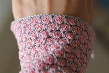 Crochet Clothing Accessories / Clothing, hats, bags, scarves, gloves, etc.