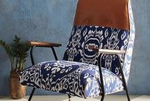 Ikat is Everywhere / by Kate Emily