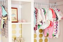 BRINGING HOME BABY / A collection for decor inspiration, toys and DIY ideas for babies and children.