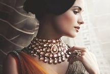 Bold & Beautiful Necklaces / statement necklaces, all you need to compliment  an outfit.  / by Sandy V