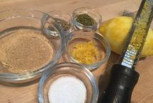 Recipes : Sauces and Seasonings