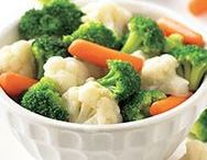 Eat Your Vegetables / Whether you love vegetables or need to get your kids to eat more, you'll love our veggies. Frozen at the peak of freshness, our Grade A vegetables are bursting with flavor and nutrition. Add color to all your meals with our classic veggies and inspired blends.