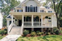 Home: Outside / by Kimberly Bonnett