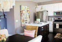 Home: Kitchen / by Kimberly Bonnett