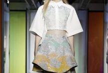 London Fashion Week Spring 2014 / #lfw / by Kate Emily