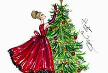 § Christmas Joy § / All the things that make us smile and remind us of Christmas.  Happy Holidays and many blessings!