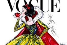 《Fashion Illustrations》 / Fashion Illustrations from various artist. / by Sandy V