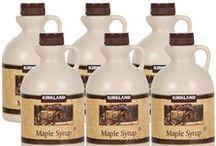 Maple Syrup / I have 6 litres, I need recipes.