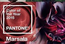 Marsala Mommy: 2015 Pantone Style Inspiration / Look amazing while sporting the pantone color of the year!