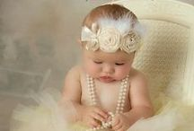 DIY Headbands and Accessories for Babies and Children / Making adorable headbands, accessories for babies and children using crochet and fashion trims, laces and pretty flowers. / by Expo International Inc.