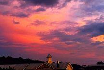 Sunsets / My sunset journey