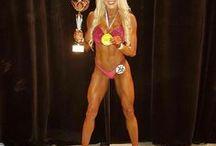 Czech Fitness Girls / The best Czech fitness girls