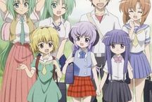 Higurashi No Naku Koro Ni / I recommended you not to look at this board. If you're already watch the anime, enjoy these pics.
