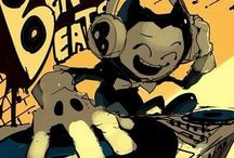 Bendy and the Ink Machine / I am alive! Immortalised! You're the creator, you traitor! Hey! There's no vaccine, to cure our dirty needs! For now you must, build our machine, you die tonight!