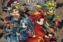 Brave Frontier Fanart