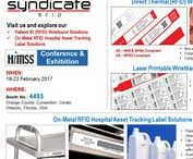 Trade Shows and Exhibitions / RFID Trade shows and Exhibitions Syndicate RFID have entered.