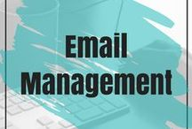 Email Management / Manage your email and get to a zero inbox!