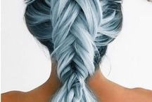 Pastel Blue Hair / This is a lot of Pastel Blue Hair, Can u take the cuteness?
